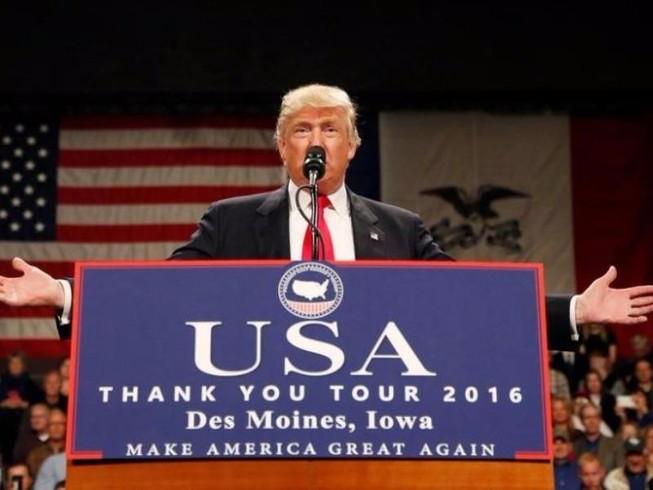 Ông Trump mỉa mai cáo buộc Nga giúp ông thắng cử