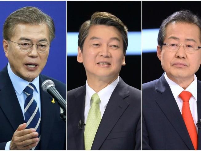 Mỹ 'nín thở' chờ kết quả bầu cử Tổng thống Hàn Quốc