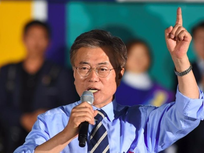 Ông Moon Jae-in thắng cử, Hàn Quốc sẽ ra sao?