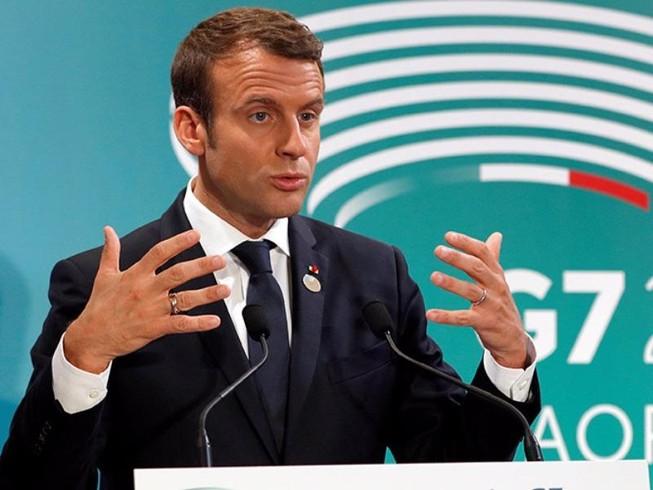 Tổng thống Pháp: Vắng Nga thì nhiều chuyện 'không xong'