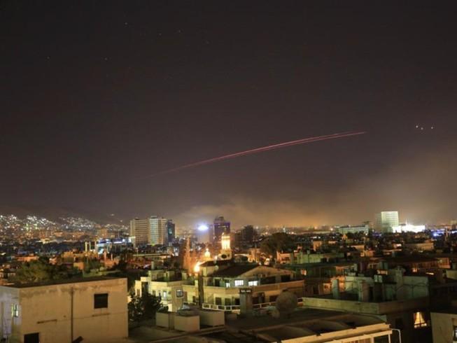 Bộ Quốc phòng Nga thông tin về vụ không kích Syria