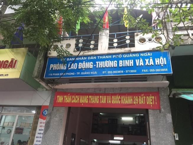 Vụ 33 thương binh 'ảo' ở Quảng Ngãi: Bắt tiếp người thứ hai
