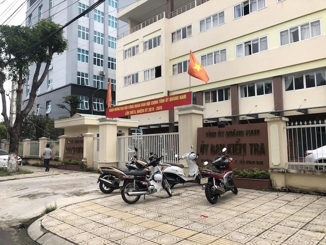 Phó phòng của UBKT Quảng Nam chết, nghi do đột quỵ?