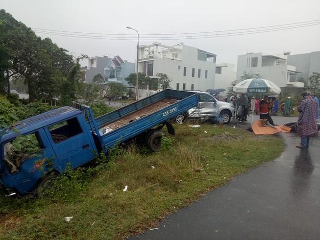 Tai nạn liên hoàn, 3 cha con thương vong