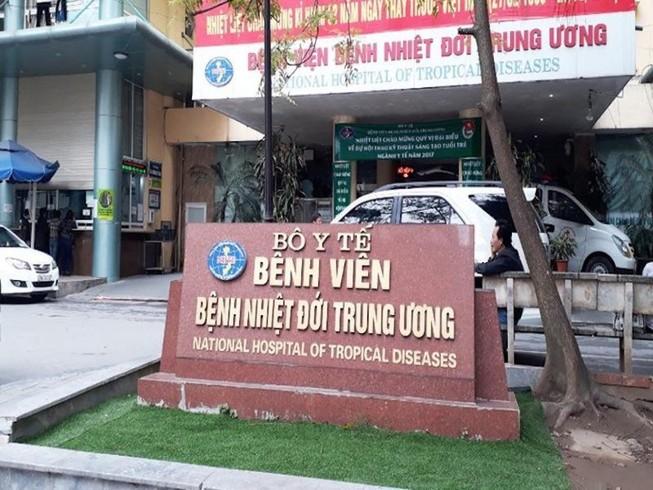 Hai du khách Trung Quốc nghi nhiễm virus Corona đã về nước