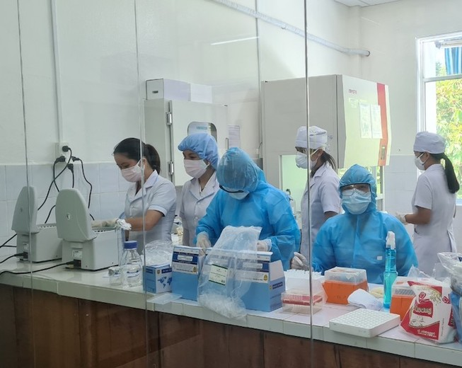 Kết quả xét nghiệm người từ Hải Dương, Quảng Ninh về Quảng Nam