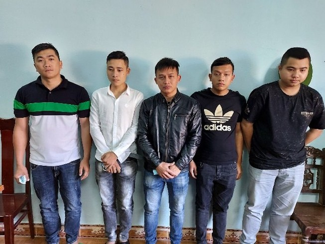Quảng Nam: Công an làm việc với nhóm hành hung tài xế xe khách