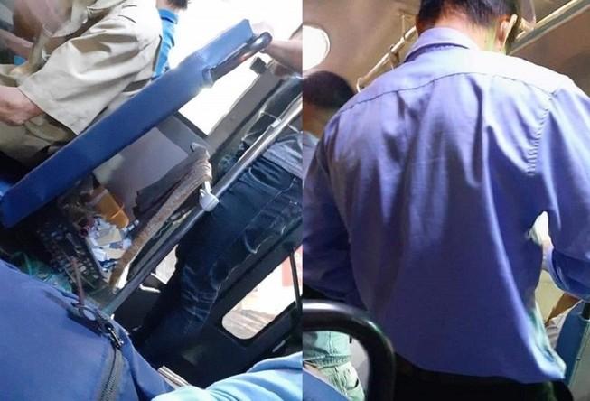 Người đi xe buýt tố bị nhân viên soát vé khinh thường