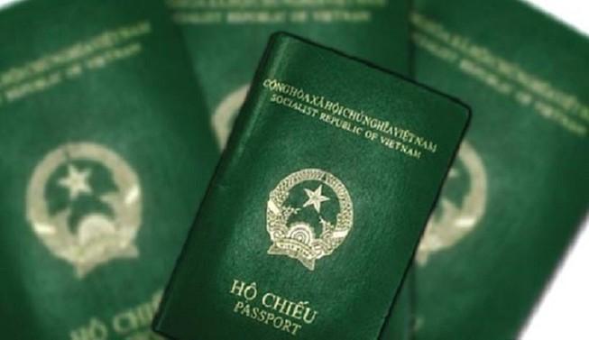 Từ 7-2020, khôi phục giá trị cho hộ chiếu bị mất được tìm thấy