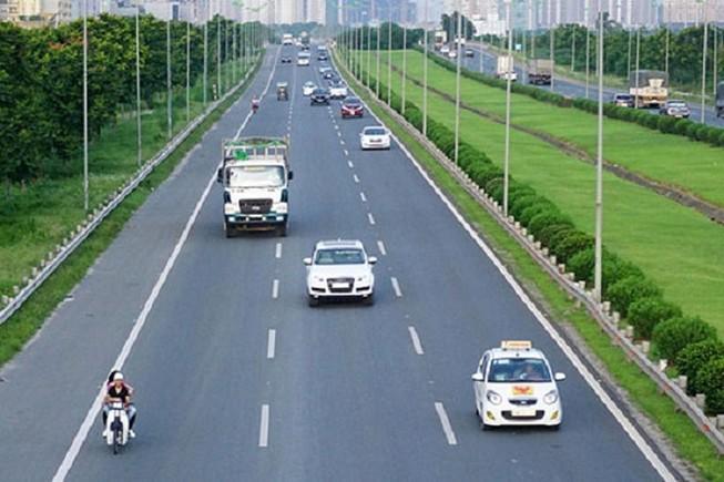 Mức phạt mới về khoảng cách an toàn giữa các xe