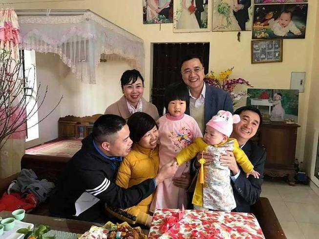 Đâu chỉ có Tết mới để yêu thương gia đình