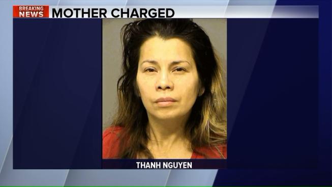 Một phụ nữ Mỹ gốc Việt bị khởi tố vì bỏ 3 con sống đơn độc