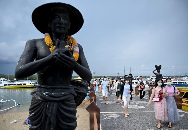 Sợ Corona, 10.000 du khách Trung Quốc hủy chuyến đến Bali