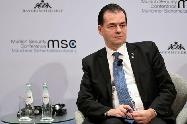 Thủ tướng Romania tự cách ly vì tiếp xúc nghị sĩ bị COVID-19
