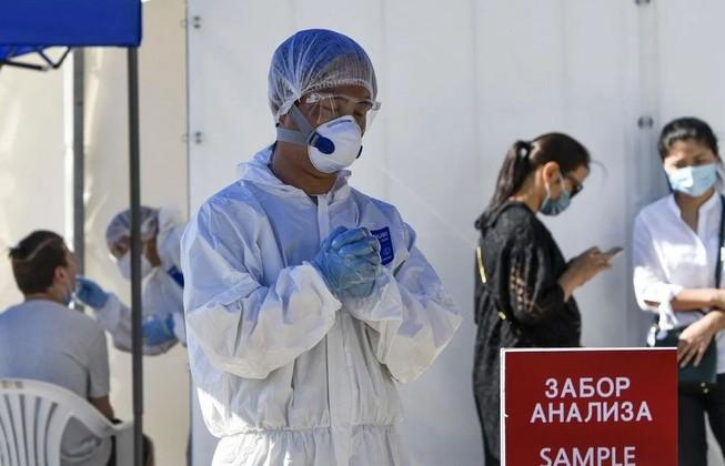 Trung Quốc-Kazakhstan căng thẳng vì bệnh viêm phổi 'lạ'