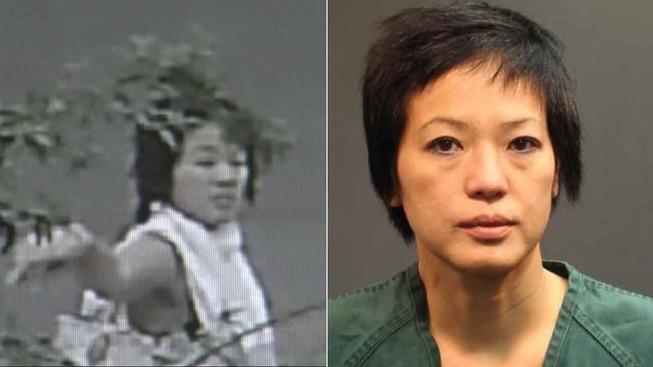 Mỹ truy tìm 2 phụ nữ phá chùa của người gốc Việt ở Quận Cam
