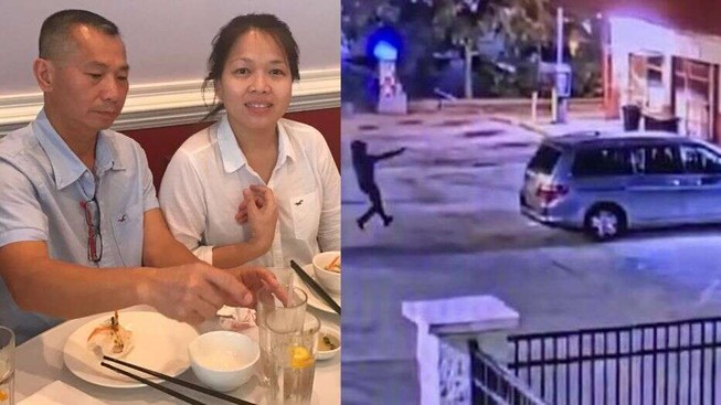 Người chồng gốc Việt trong vụ cướp cửa hàng ở Florida đã chết