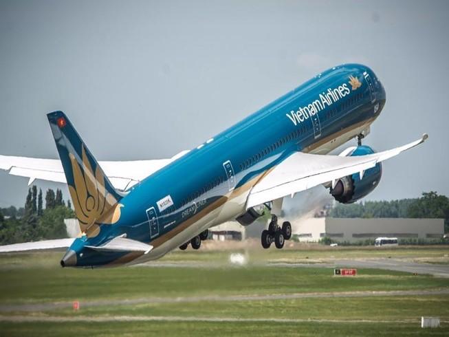 Vasco, Vietnam Airlines đứng đầu về bay đúng giờ