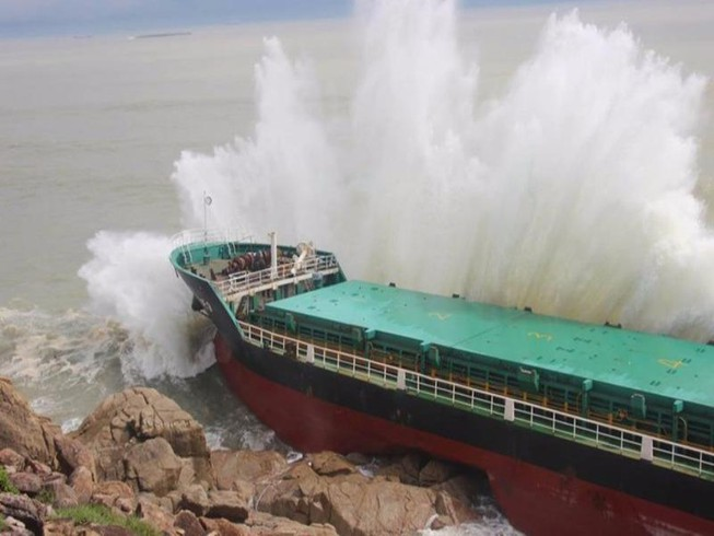 152 nhà bị sập, Bình Định xin hỗ trợ khẩn 150 tỉ đồng