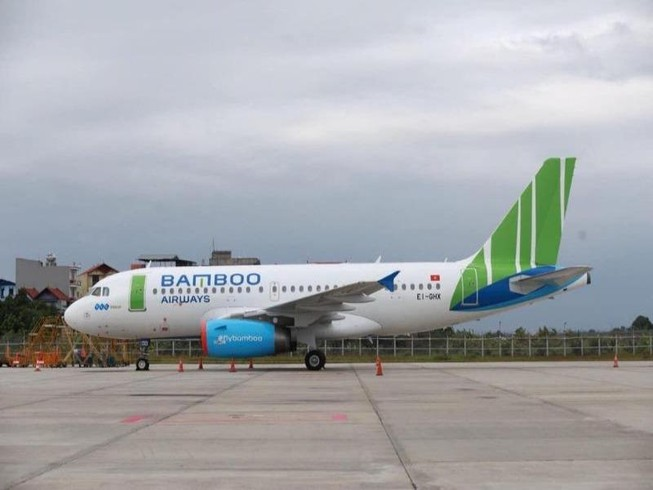 Bamboo Airways dự kiến bay chuyến đầu tiên vào cuối tháng 12