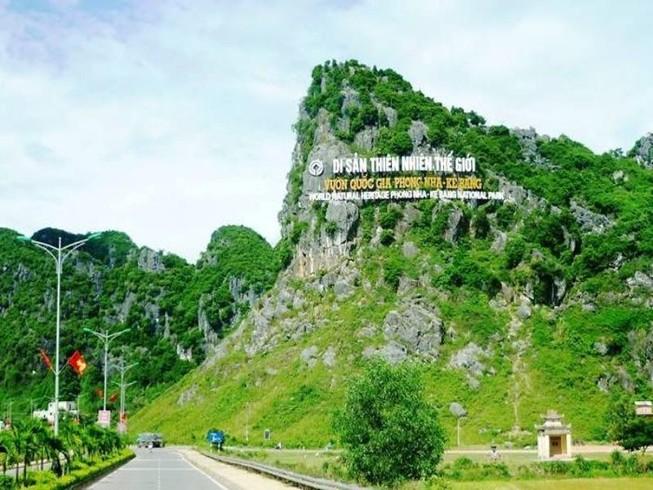 Quảng Bình sẽ có thêm thị trấn Phong Nha