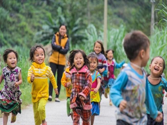 Phó Thủ tướng: Đầu tư cho trẻ em chính là đầu tư cho đất nước