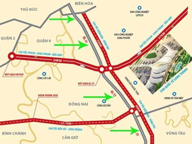 Nghiên cứu hình thức đầu tư cao tốc Biên Hòa - Vũng Tàu