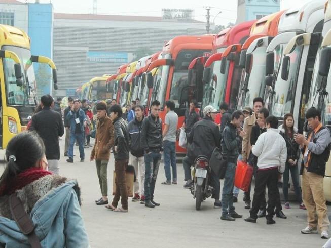 Bộ GTVT: Vận tải khách liên tỉnh hoạt động bình thường