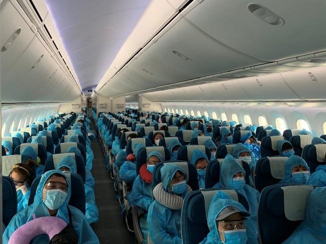 Chuẩn bị đưa hàng nghìn công dân Việt Nam về nước