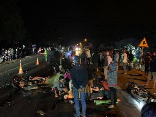 Gần 100 người chết vì tai nạn giao thông trong 6 ngày tết
