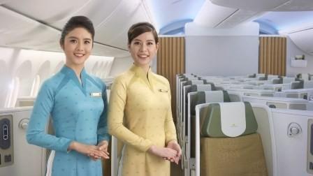 Tranh cãi kịch liệt quanh bộ đồng phục của Vietnam Airlines