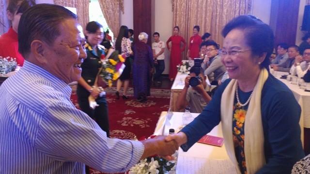 Người đồng sáng lập quán cơm Nụ Cười được trao giải thưởng KOVA