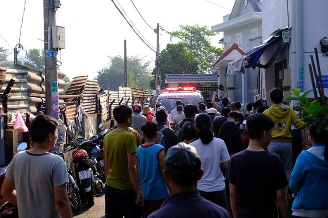 Hỗ trợ tối đa cho gia đình có 5 người mất trong vụ cháy