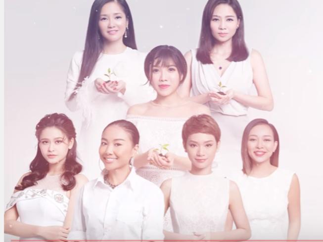 6 nữ ca sĩ nổi tiếng kêu gọi Đừng để con một mình