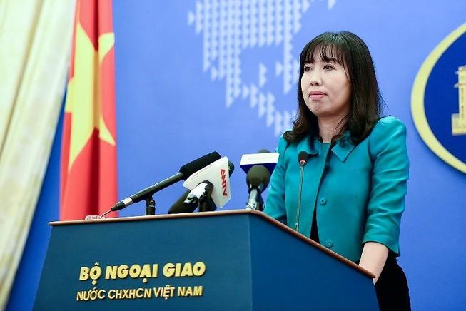 Tàu sân bay Hoa Kỳ lần đầu tiên thăm Việt Nam