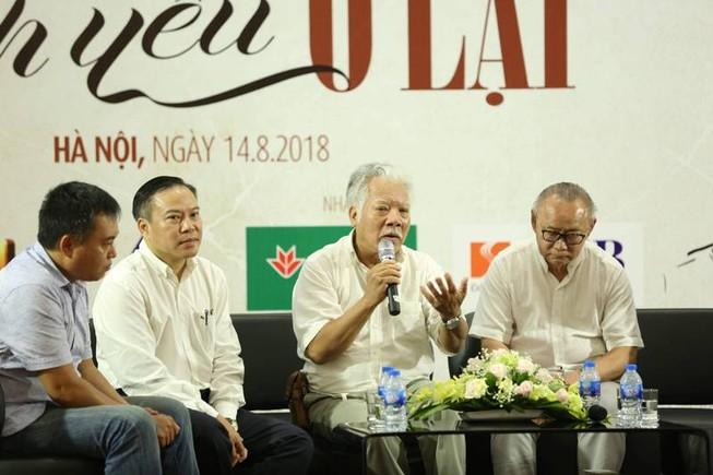 Lưu Quang Vũ, Xuân Quỳnh và 'Tình yêu ở lại'