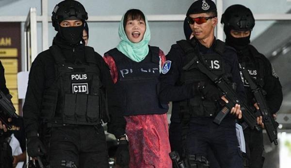 Bố của Đoàn Thị Hương cảm ơn khi con gái thoát tội giết người