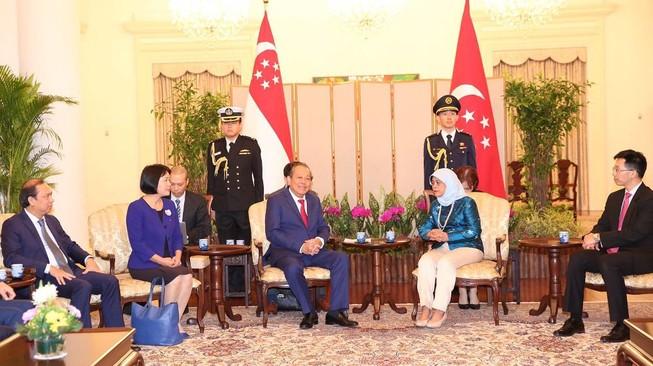 Việt Nam - Singapore hợp tác phòng, chống tham nhũng