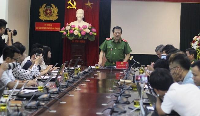 Tội phạm Trung Quốc chọn Việt Nam làm nơi sản xuất ma túy