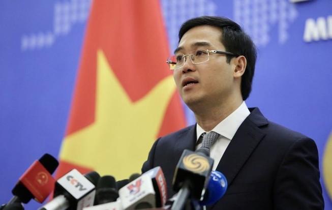 Bộ Ngoại giao trả lời về khả năng Việt Nam kiện Trung Quốc