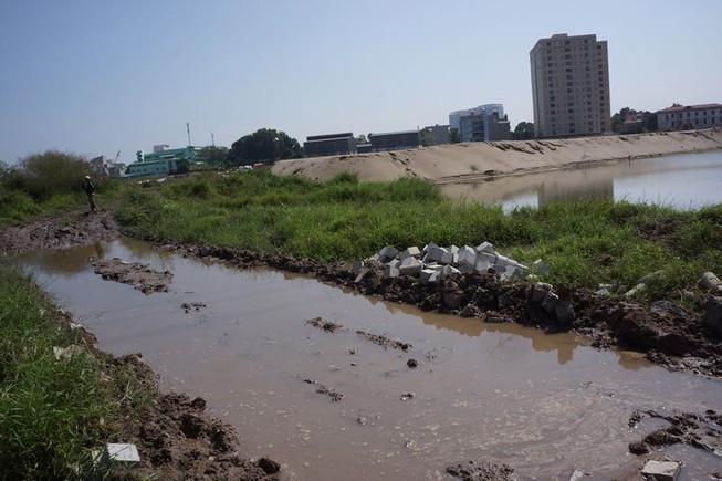 Hà Nội đề xuất bảo tồn cụm di chỉ bị xâm hại làm khu đô thị