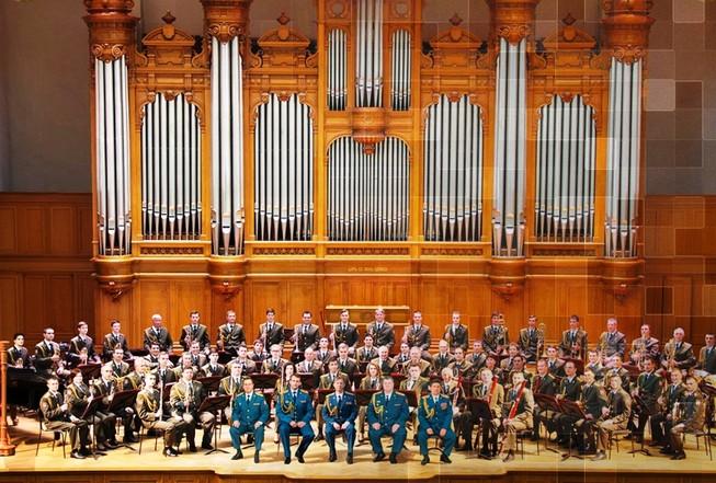 Dàn nhạc do tổng thống Nga điều hành biểu diễn tại Việt Nam