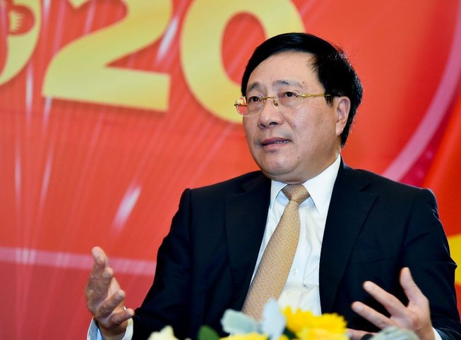 Phó Thủ tướng, Bộ trưởng ngoại giao nói về quan hệ Việt-Trung