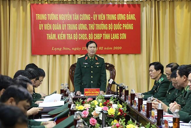 Lạng Sơn lập 12 điểm cách ly tạm trên đường biên giới