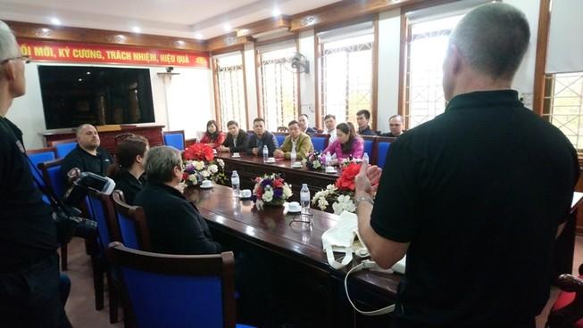 Cảnh sát Anh tới Việt Nam điều tra vụ 39 người tử vong