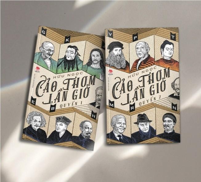 Nhà văn hóa Hữu Ngọc ra mắt sách ở tuổi 102