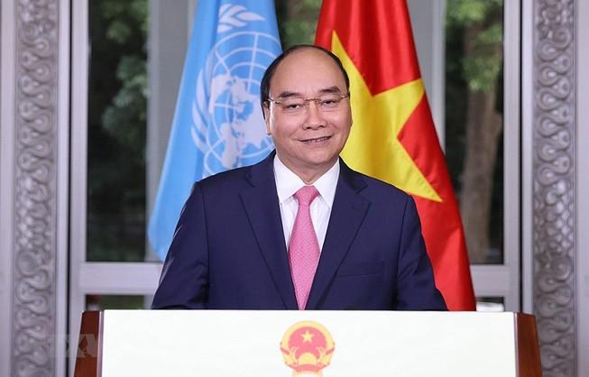 Thủ tướng gửi thông điệp tới phiên họp LHQ về dịch COVID-19
