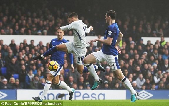 Dồn ép tức thở, Chelsea vẫn bất lực trước Everton