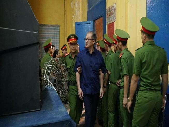 Ông Phạm Công Danh: 'Tôi trí nhớ kém, sức khỏe yếu…'