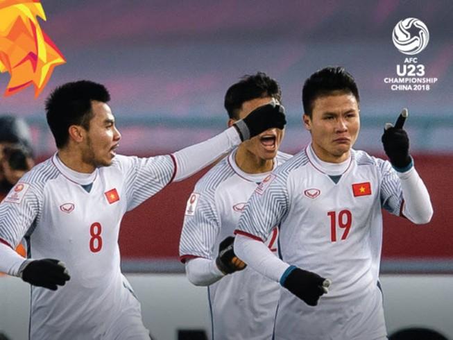 AFC: Chiến thắng của U-23 VN như một bộ phim kinh dị